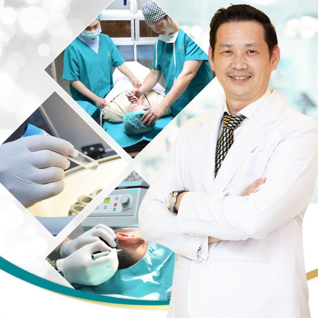 ปลูกผมทางเลือกใหม่ด้วยเทคโนโลยี UR CELL Hair Micro Transplant